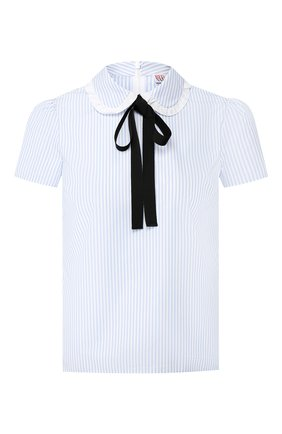 Блузка с короткими рукавами   Фото №1