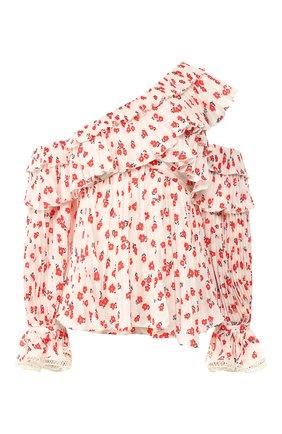 Блузка с принтом   Фото №1
