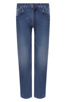 Мужские джинсы ANDREA CAMPAGNA голубого цвета, арт. ACCR16LAVB | Фото 1