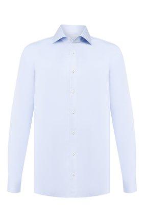 Мужская хлопковая сорочка VAN LAACK голубого цвета, арт. RIVARA-TFN/132241 | Фото 1