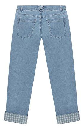 Укороченные джинсы | Фото №2