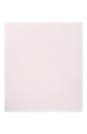 Детского хлопковое одеяло LORO PIANA розового цвета, арт. FAG3966 | Фото 2