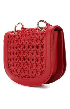 Детская сумка STELLA MCCARTNEY красного цвета, арт. 539201/SMD08 | Фото 2