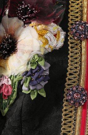 Жакет Dolce & Gabbana черный | Фото №5