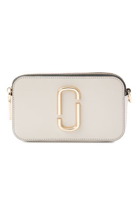 Женская сумка snapshot small MARC JACOBS (THE) серого цвета, арт. M0014146 | Фото 1