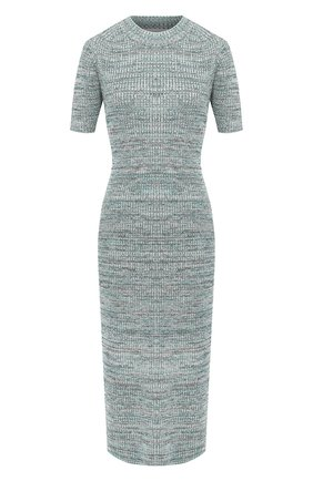 Платье из смеси вискозы и хлопка | Фото №1