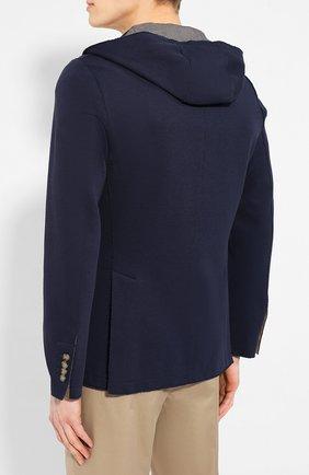 Хлопковый пиджак | Фото №4