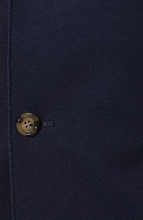 Хлопковый пиджак | Фото №5