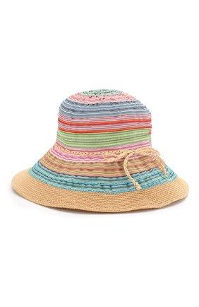 Детская шляпа GREVI разноцветного цвета, арт. 5049 | Фото 2