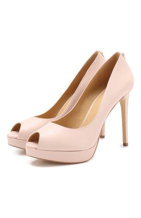 Кожаные туфли Erika | Фото №1