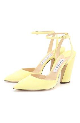 Замшевые туфли Micky 100 | Фото №1