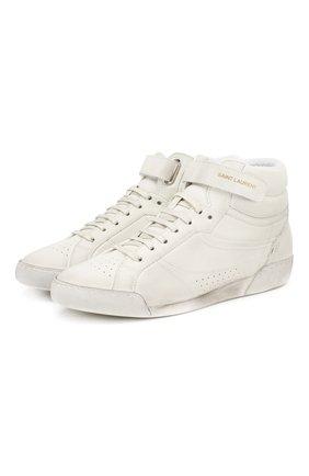 Кожаные кроссовки Lenny | Фото №1