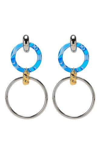 Серьги Loop And Hoop