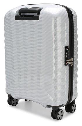 Женский дорожный чемодан uno zsl premium extra small RONCATO белого цвета, арт. 5173 | Фото 2