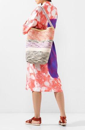 Соломенная сумка | Фото №2