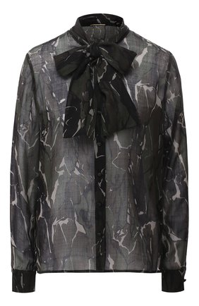 Шерстяная блузка | Фото №1