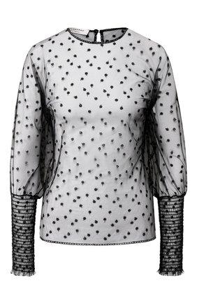 Прозрачная блузка   Фото №1