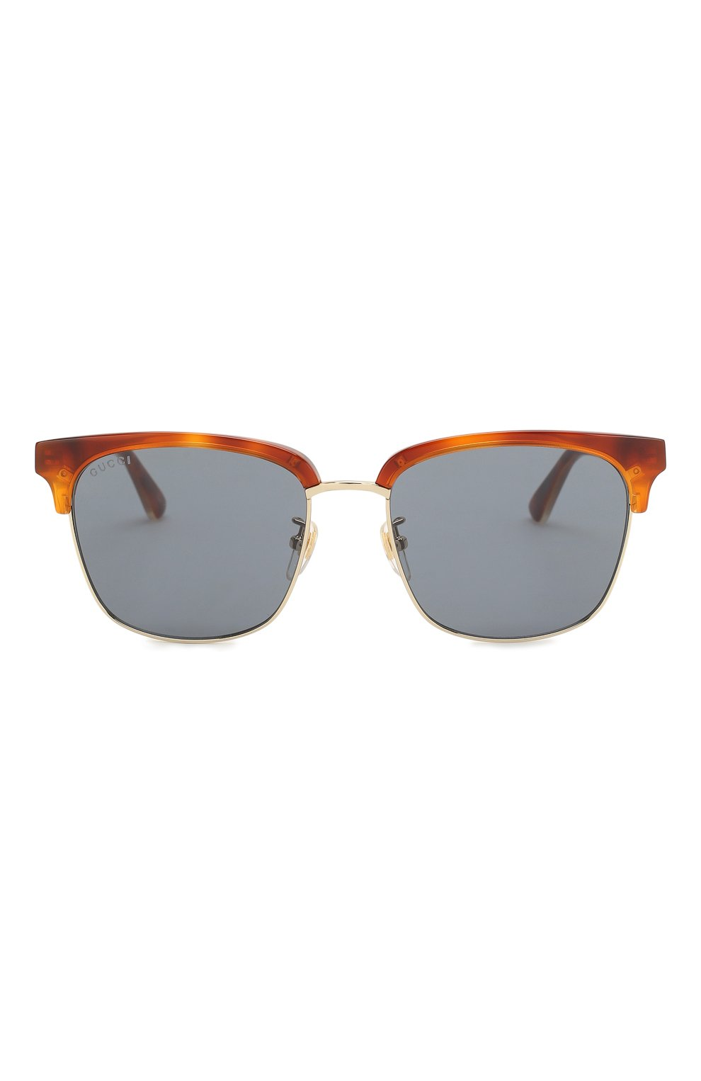 Солнцезащитные очки Gucci синие   Фото №3