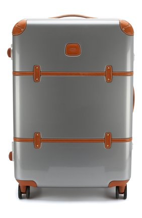Дорожный чемодан Bellagio Metallo medium | Фото №1
