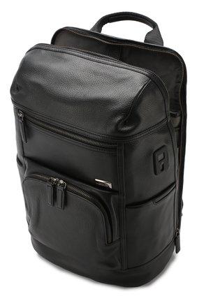 Мужской дорожный рюкзак torino BRIC`S черного цвета, арт. BR107703   Фото 3