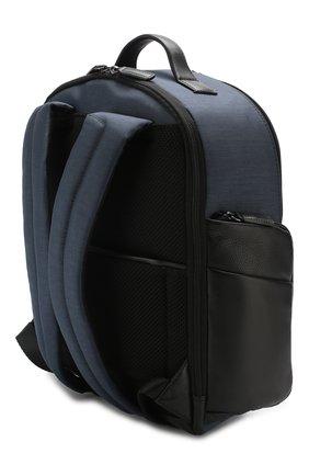 Мужской дорожный рюкзак monza medium BRIC`S синего цвета, арт. BR207702 | Фото 2