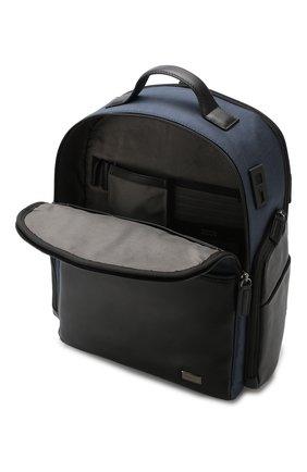 Мужской дорожный рюкзак monza medium BRIC`S синего цвета, арт. BR207702 | Фото 3
