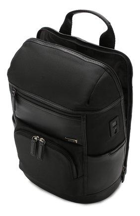 Мужской дорожный рюкзак monza BRIC`S черного цвета, арт. BR207703   Фото 3