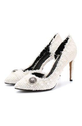Текстильные туфли Julie  | Фото №1