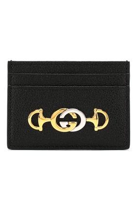 Кожаный футляр для кредитных карт Zumi | Фото №1