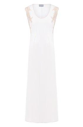 Женская сорочка из вискозы GIANANTONIO PALADINI кремвого цвета, арт. GC02/L | Фото 1