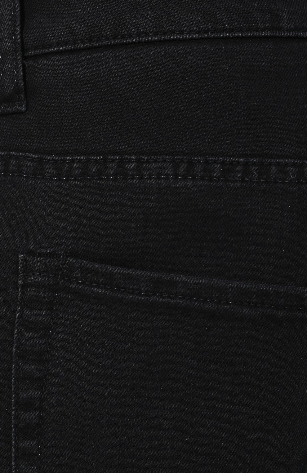 Джинсы 2 Men Jeans черные | Фото №5