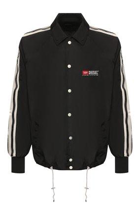 Куртка Diesel черная | Фото №1