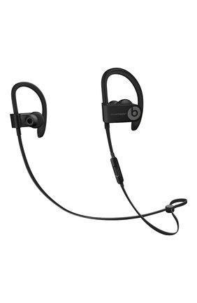 Мужские вставные наушники powerbeats3 wireless BEATS черного цвета, арт. ML8V2EE/A | Фото 1