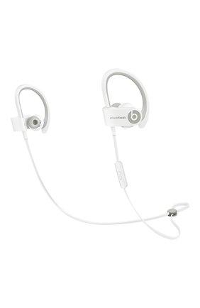Вставные наушники powerbeats3 wireless BEATS белого цвета, арт. ML8W2EE/A | Фото 1