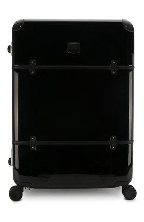 Женский дорожный чемодан bellagio extra large BRIC`S черного цвета, арт. BBG 28505 | Фото 1