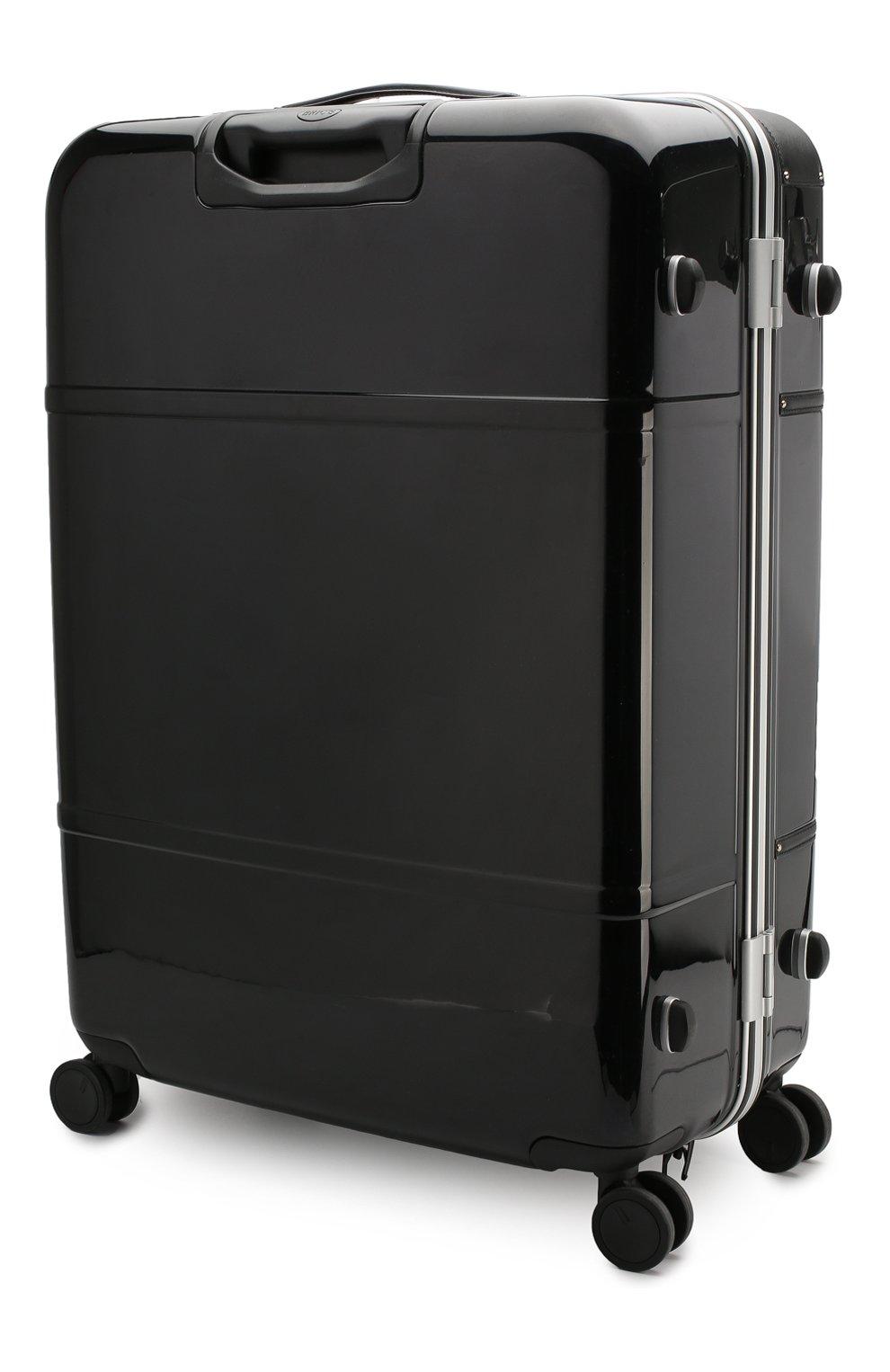 Женский дорожный чемодан bellagio extra large BRIC`S черного цвета, арт. BBG 28505 | Фото 2