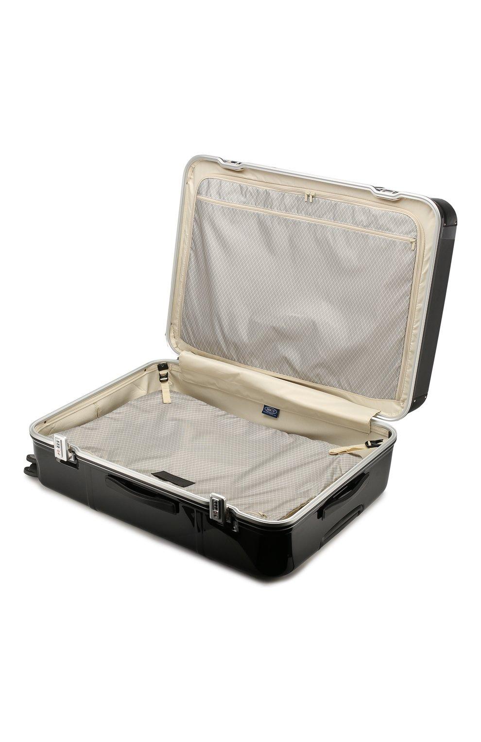 Женский дорожный чемодан bellagio extra large BRIC`S черного цвета, арт. BBG 28505 | Фото 3