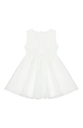 Платье из хлопка и шелка   Фото №2