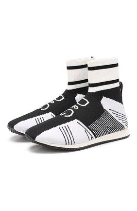 Текстильные кроссовки | Фото №1