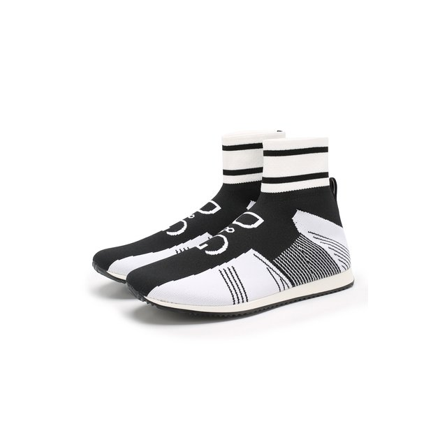Текстильные кроссовки Dolce & Gabbana — Текстильные кроссовки