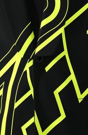 Жакет Off-White черный | Фото №5