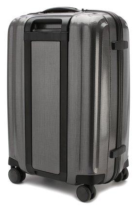 Женский дорожный чемодан lite cube medium SAMSONITE серого цвета, арт. 82V-28003 | Фото 2