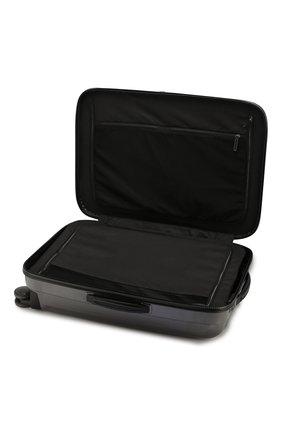 Женский дорожный чемодан lite cube medium SAMSONITE серого цвета, арт. 82V-28003   Фото 3 (Размер: medium; Статус проверки: Проверено, Проверена категория; Ограничения доставки: oversized)