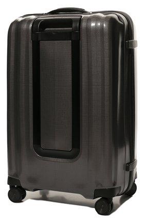 Женский дорожный чемодан lite cube large SAMSONITE серого цвета, арт. 82V-28004 | Фото 2