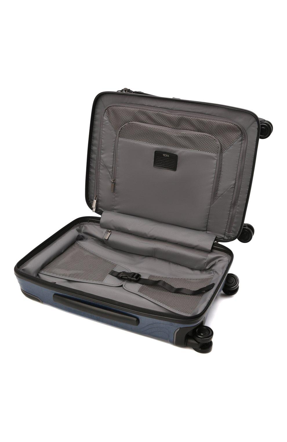 Женский дорожный чемодан latitude TUMI синего цвета, арт. 0287607NVY | Фото 3 (Ограничения доставки: oversized; Размер: large)