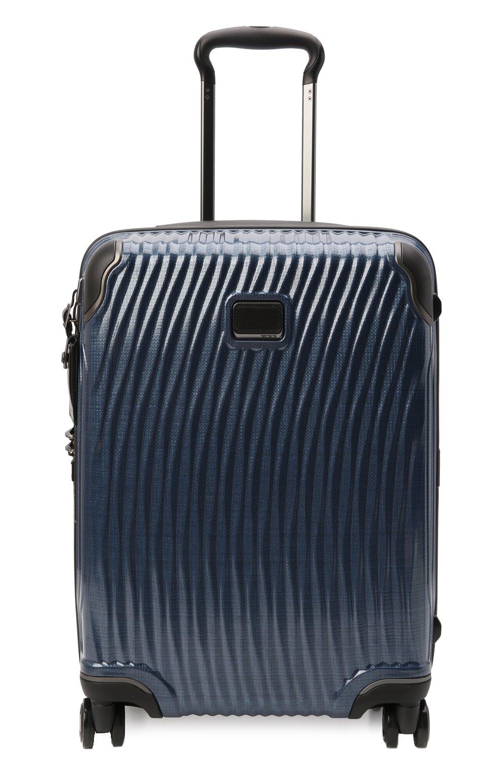 Женский дорожный чемодан latitude TUMI синего цвета, арт. 0287607NVY | Фото 4 (Ограничения доставки: oversized; Размер: large)