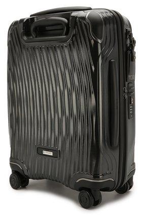 Женский дорожный чемодан latitude TUMI черного цвета, арт. 0287607D | Фото 2