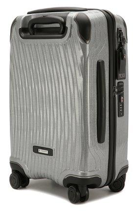 Женский дорожный чемодан latitude TUMI серебряного цвета, арт. 0287660SLV | Фото 2