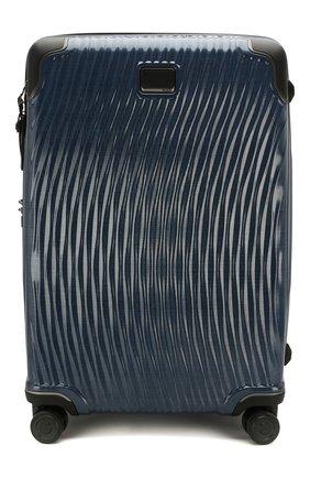 Женский дорожный чемодан latitude TUMI синего цвета, арт. 0287669NVY | Фото 1