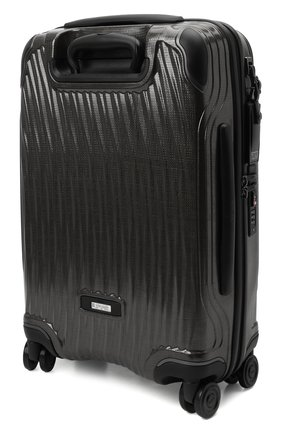 Женский дорожный чемодан latitude TUMI черного цвета, арт. 0287660D | Фото 2